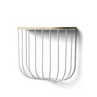 FUWL Cage shelf blanc